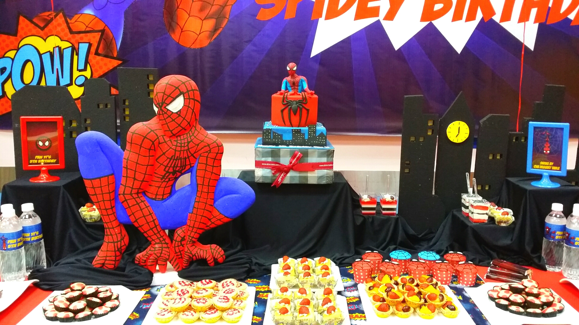 spiderman birthday wallpaper ; wpid-2014-08-17-11-14-49-jpg