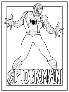spiderman happy birthday coloring pages ; 5941303edd747236efda8183433cd3df--coloring-sheets-for-kids-kids-colouring