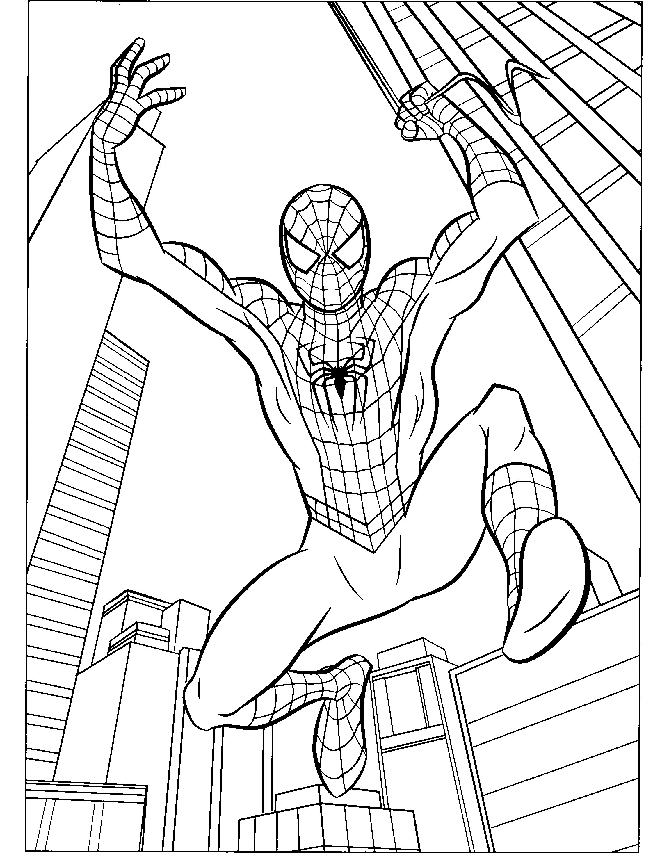 spiderman happy birthday coloring pages ; horseland-coloring-pages-11-ac-strange-spiderman-coloring-pages-1558