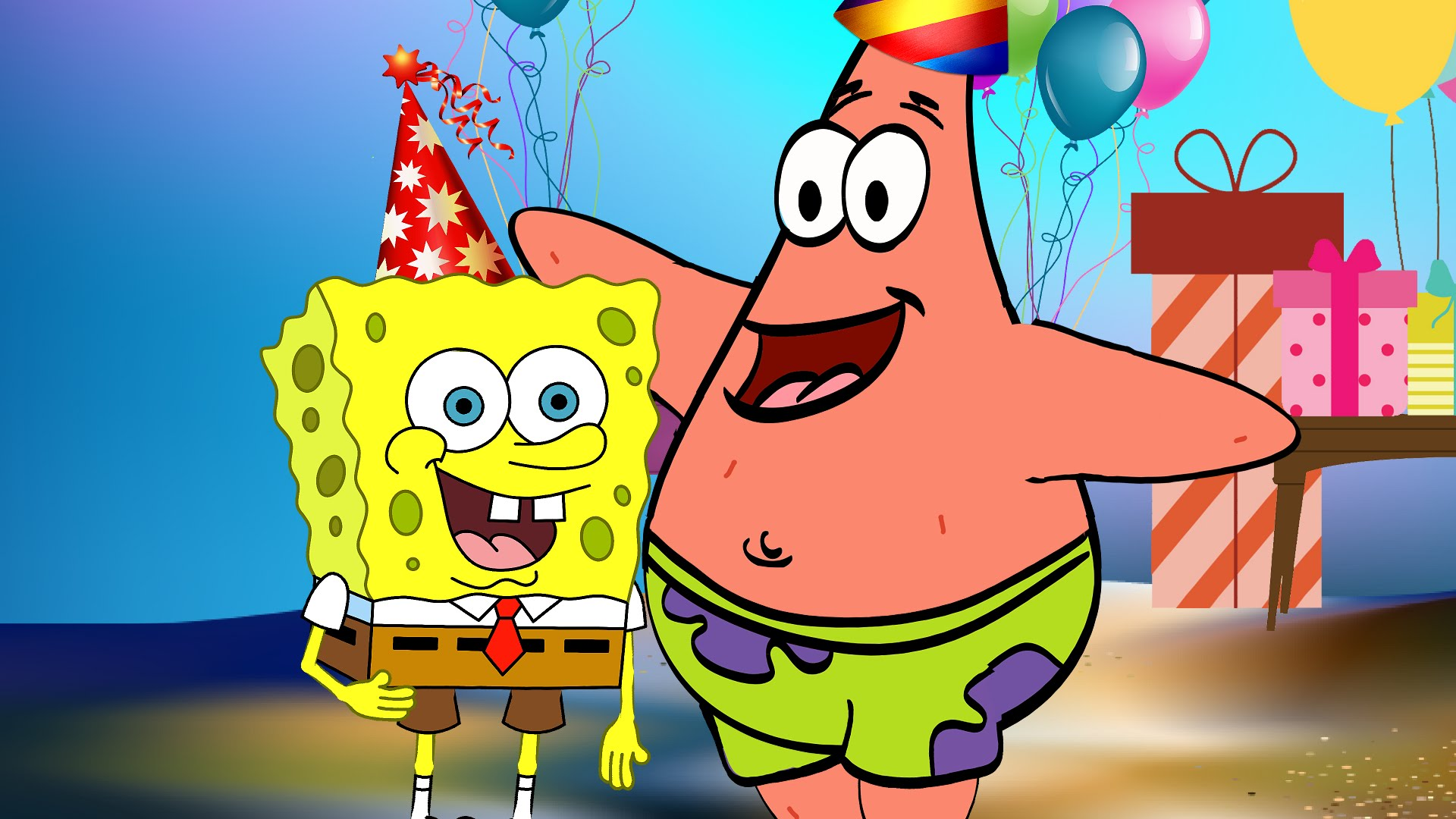 spongebob happy birthday ; happy-birthday-images-funny-HD1