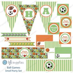 sports happy birthday banner ; d108d721ba19cdb8a80a6168e7fb773d--party-set-party-package