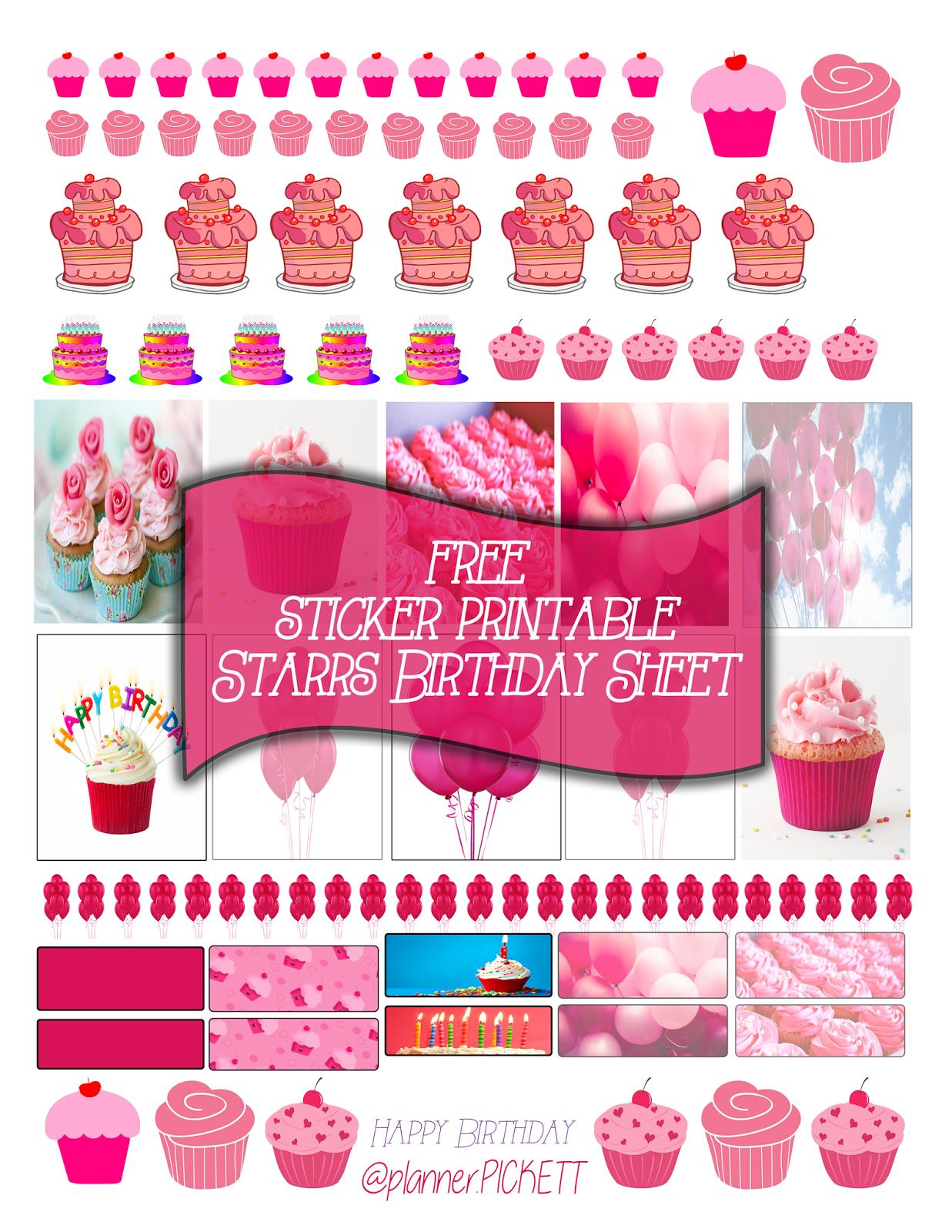 sticker happy birthday free ; 53683e6db643497856365ac591f0b2df