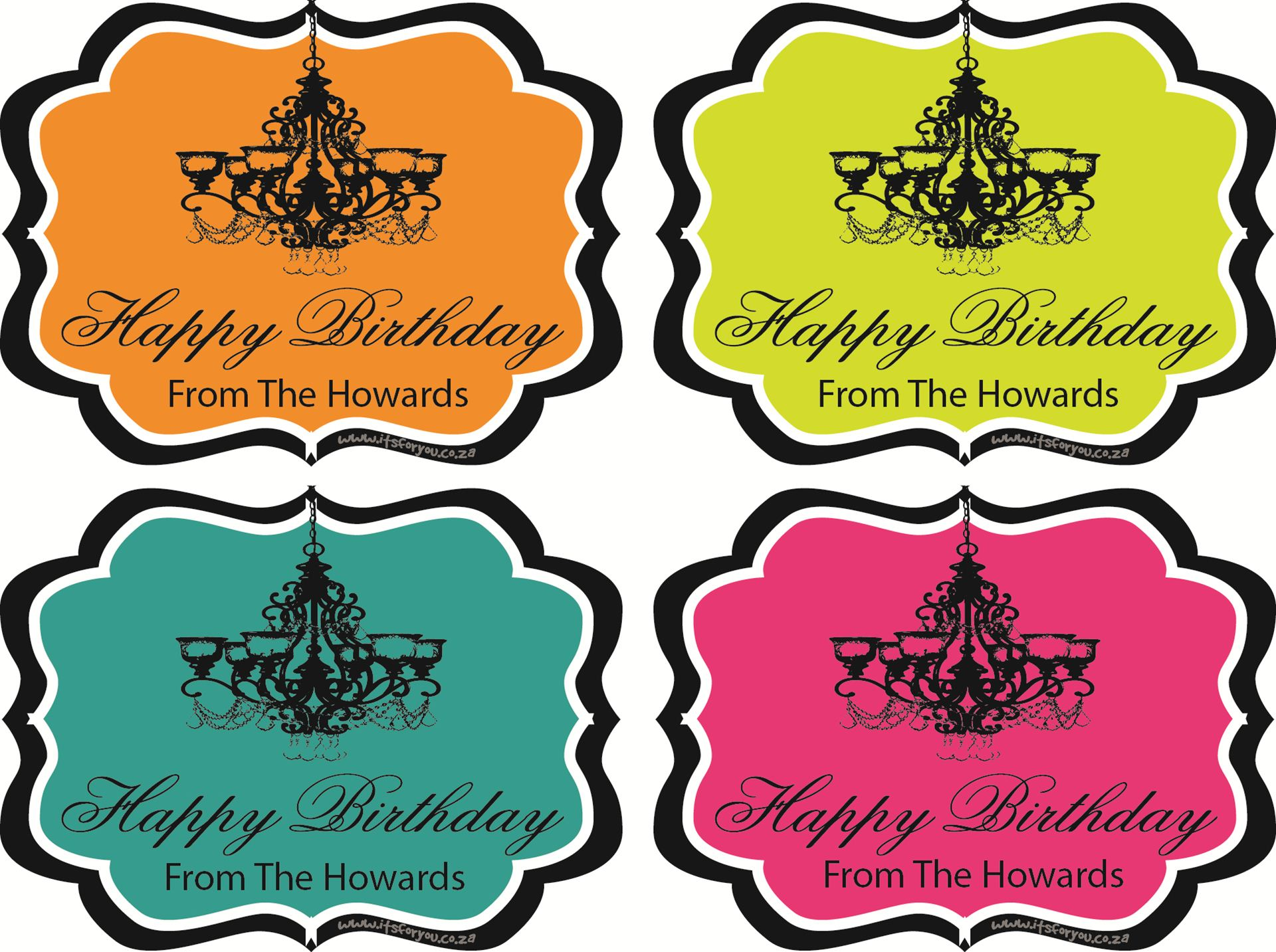 stickers de happy birthday ; 0001767_gift-sticker-happy-birthday-chandelier