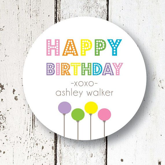 stickers for birthday presents ; 4fe718f1f8a5c88a8257f470688a6ca0