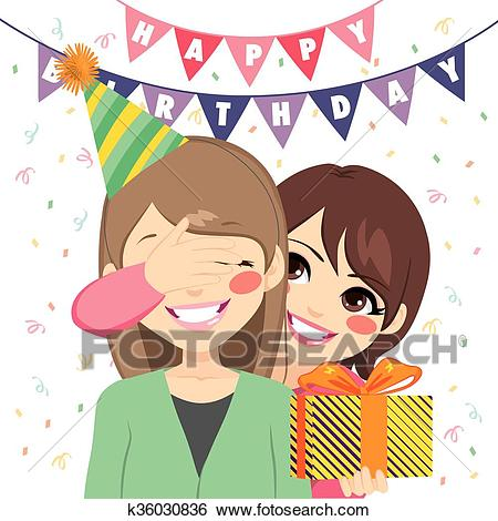 surprise birthday clipart ; surprise-birthday-gift-clip-art__k36030836