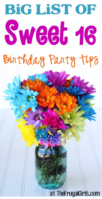 sweet 16 birthday picture ideas ; BIG-List-of-Sweet-16-Birthday-Party-Ideas-at-TheFrugalGirls