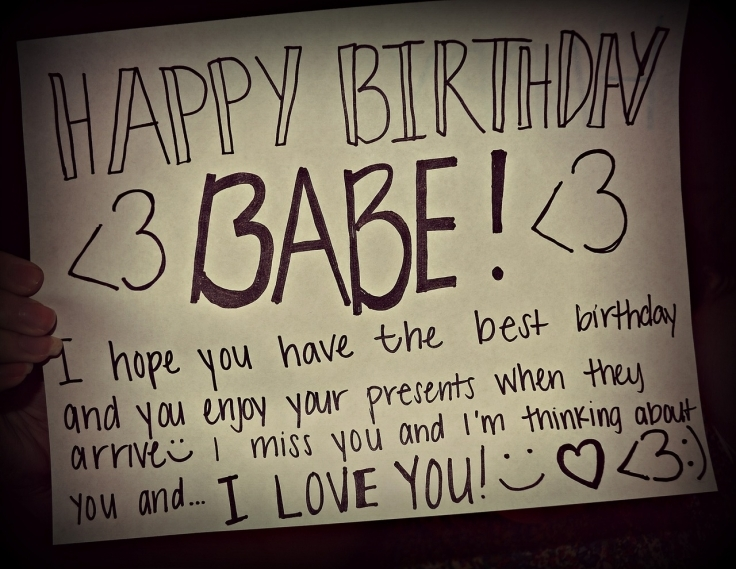 Sweet Birthday Message For Boyfriend Tagalog Tumblr Best Happy Birthday Wishes