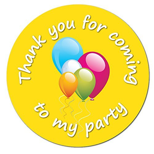 thank you stickers for birthday ; 51hLTwHJetL