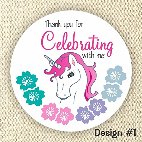 thank you stickers for birthday ; 71fZ61%252BgOrL