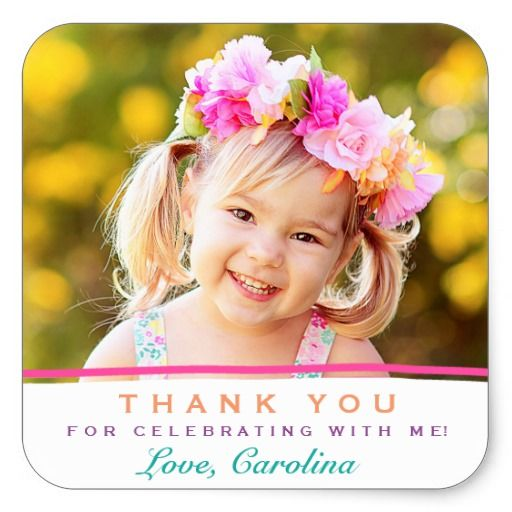 thank you stickers for birthday ; 8b16d8cfa5c1d2de75d88c17a544c628