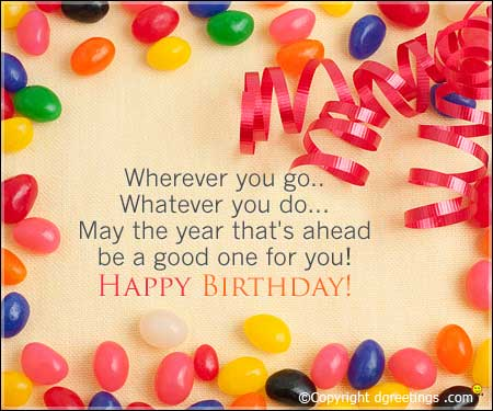 the best bday wishes ; birthday-card188card037
