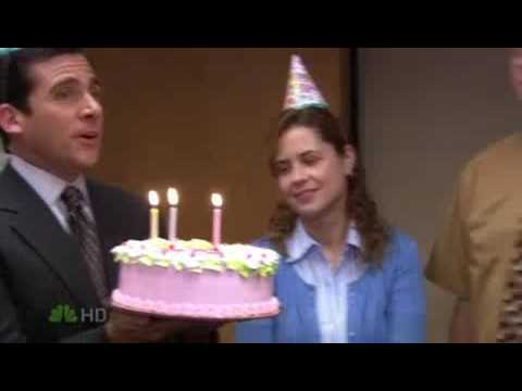 the office happy birthday ; hqdefault