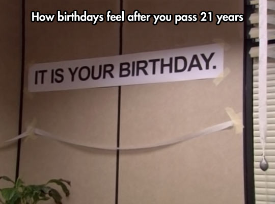 the office happy birthday sign ; dec807a6abcfd582d8c259e0eb09efe7