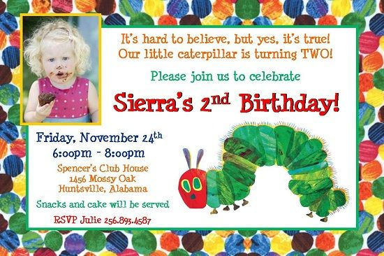 the very hungry caterpillar birthday invitation template ; 439c9defbdeac7a86c2dbf6097bec96a