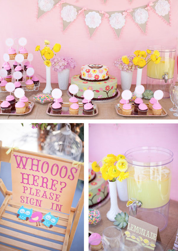 themed birthday party ideas for baby girl ; Girls-Party-Ideas-20