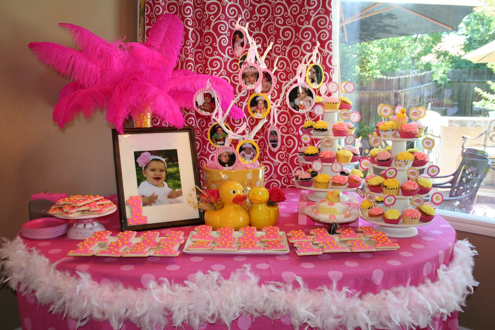 themed birthday party ideas for baby girl ; IMG_1716