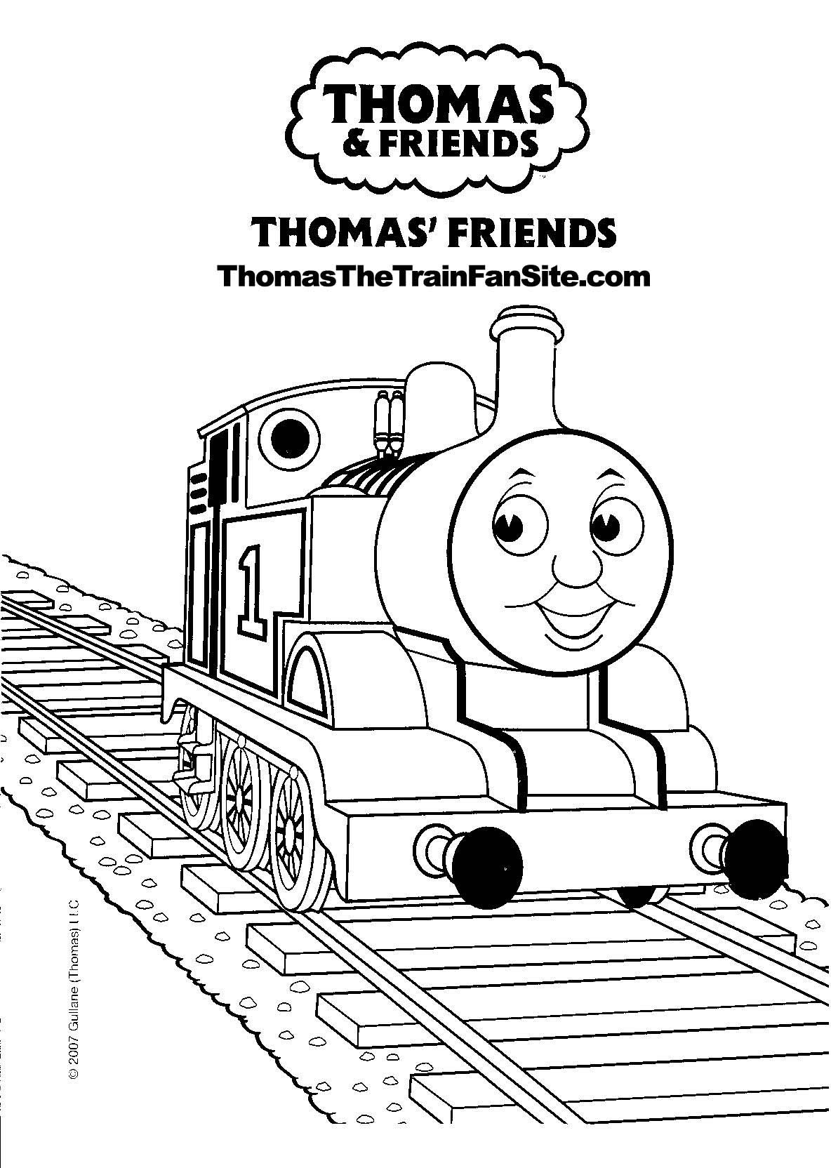 thomas the tank engine coloring pages birthday ; 3a098f571ac161a8c98dbf049a819565