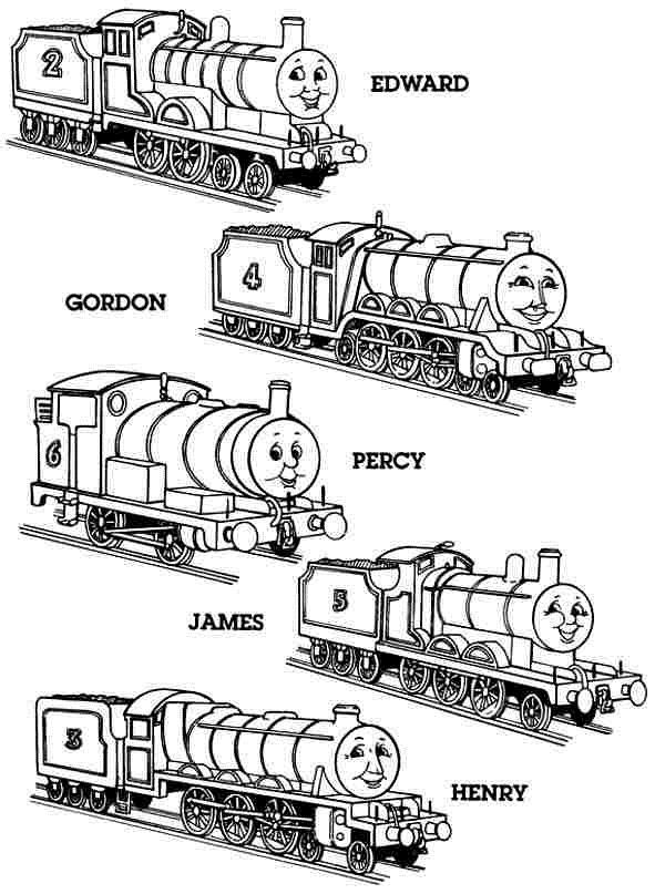 thomas the tank engine coloring pages birthday ; 3e1352bfd92ec55f256a8634be73692c