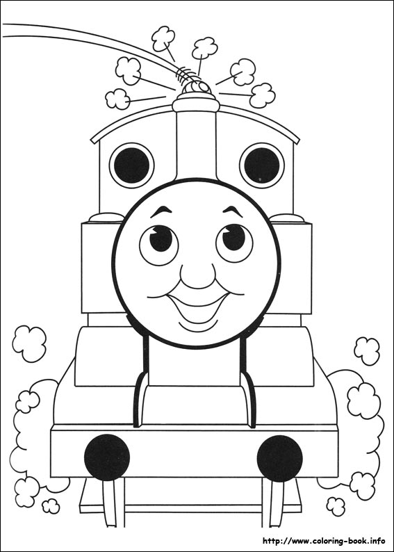 thomas the tank engine coloring pages birthday ; thomas-and-friends-16