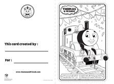 thomas the train birthday card printable ; 50e5dce7c8176b5dc55c41479a90f936--coloring-pages-for-kids-birthday-cards