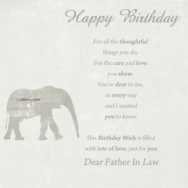thoughtful birthday quotes ; Awesome-E-Card-Birthday-Wishes-For-Father-In-Law-Quotes