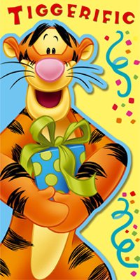 tigger happy birthday ; 418L-w6WDjL