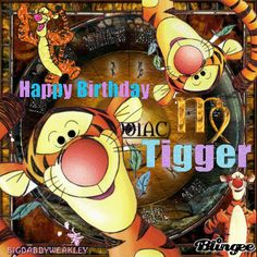 tigger happy birthday ; 645eea1daae4beb19052bb4ed50db2bd