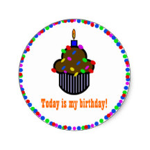 today is my birthday sticker ; today_is_my_birthday_sticker-r90c3e6bc52d843c5a3dbc97e1218c8e9_v9waf_8byvr_216