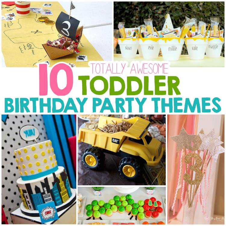 toddler birthday party themes ; 122596633993435e9559d8cabf7cef58