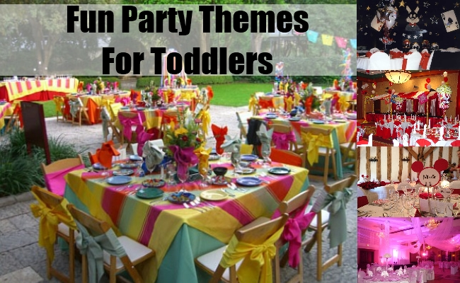 toddler birthday party themes ; Fun-Party-Themes-For-Toddlers