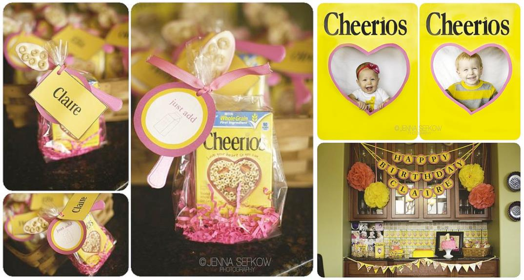 toddler birthday picture ideas ; Cheerios-themed-birthday-party-via-Karas-Party-Ideas-karaspartyideas