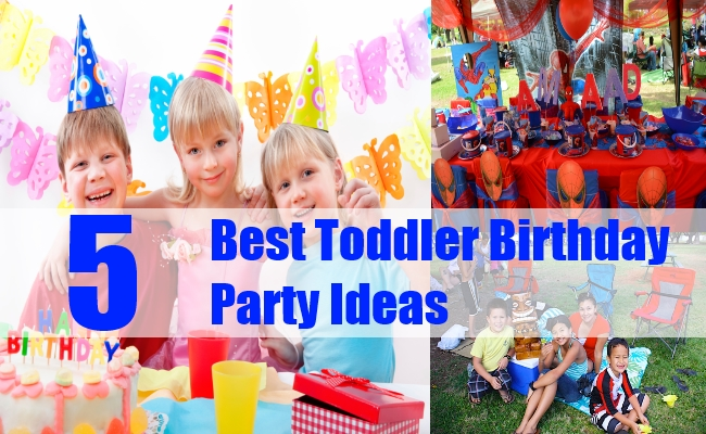 toddler birthday themes ; Best-Toddler-Birthday-Party-Ideas1