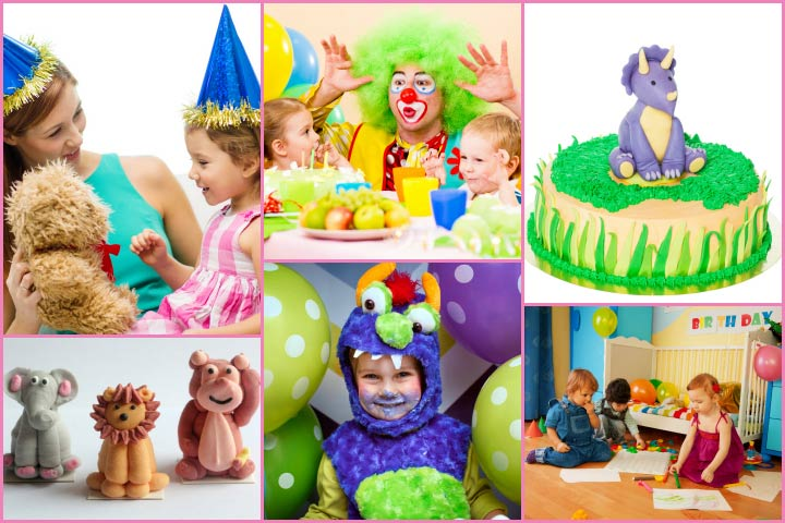 toddler birthday themes ; Birthday-Party-Ideas