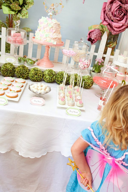toddler birthday themes ; fairy-garden-party