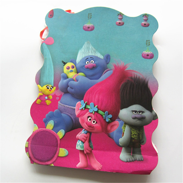 trolls happy birthday ; 1pcs-lot-Trolls-Kids-Favors-Cartoon-Theme-Paper-Pinatas-Baby-Shower-Happy-Birthday-Party-Game-Gifts