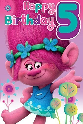 trolls happy birthday ; 51awIU3CsjL