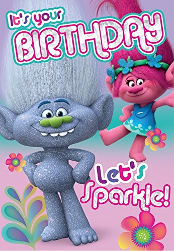trolls happy birthday ; picture4999283