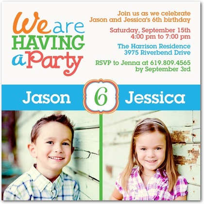 twin birthday invitations with photo ; twin-birthday-invitations-including-alluring-Birthday-Invitation-Templates-with-full-of-pleasure-environment-16