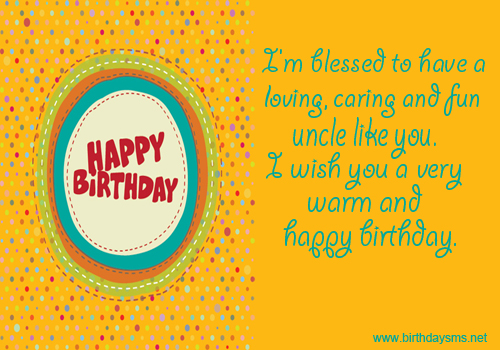 uncle birthday card messages ; Uncle-Birthday-Quotes-3
