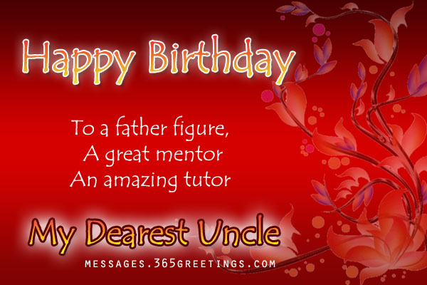 uncle birthday card messages ; happy-birthday-uncle