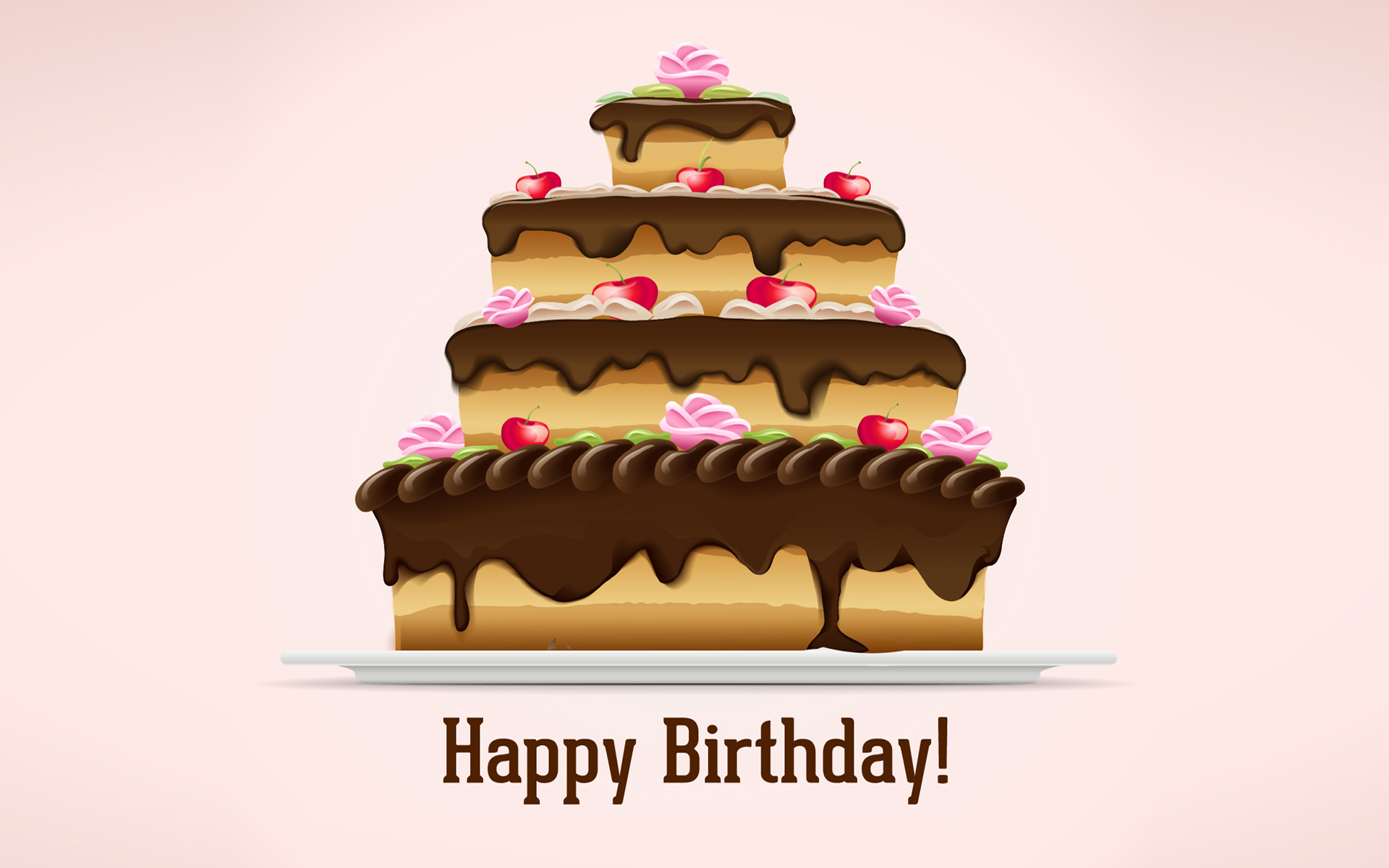 wallpaper kek birthday ; Happy-Birthday-Chocolate-Cake-HD-images