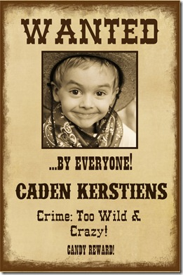 wanted birthday poster ; Wanted-Posters-12-x-18-Page-009