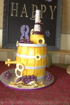 wine themed birthday ; 2d0b5ce0f41a4d2ff6ebe20b95189dcb