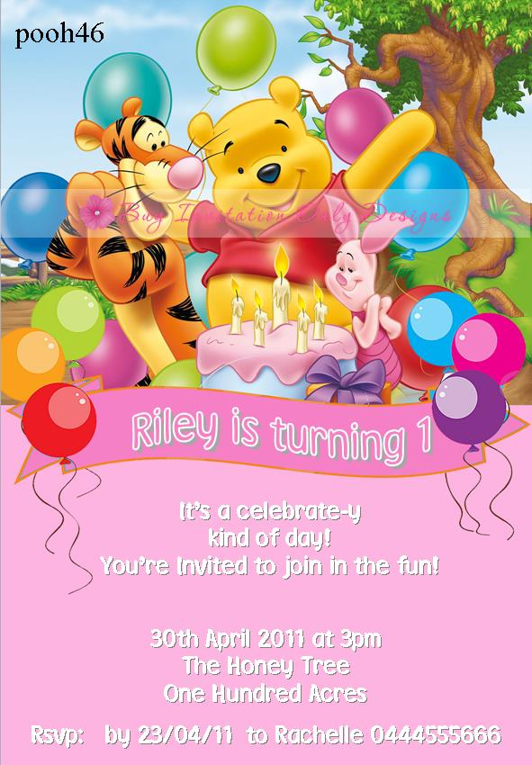 winnie the pooh photo birthday invitations ; winnie-the-pooh-birthday-invitations-by-way-of-using-an-impressive-design-concept-for-your-appealing-Birthday-Invitation-Templates-13
