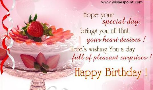 wish you a happy birthday and a wonderful year ahead ; 9nOUT0o