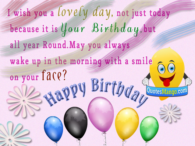 wish you all the best for your birthday ; 79a712bf1f5baf7e85127543d1e00807