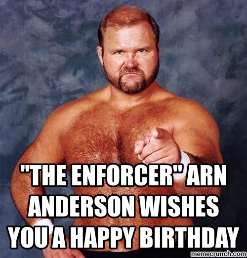 wrestling happy birthday images ; image