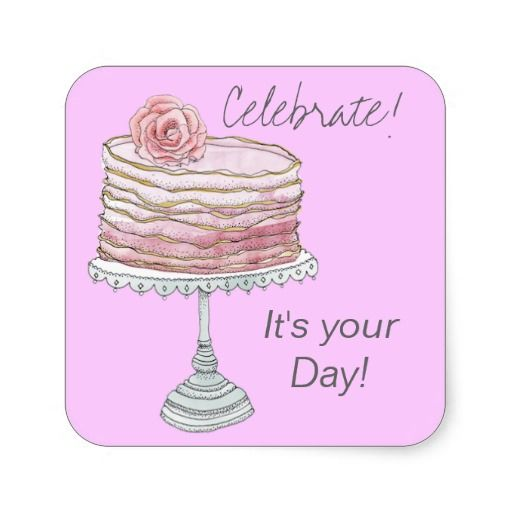 zazzle birthday stickers ; 5ac57afe07a8fffc7decfd00087f3379