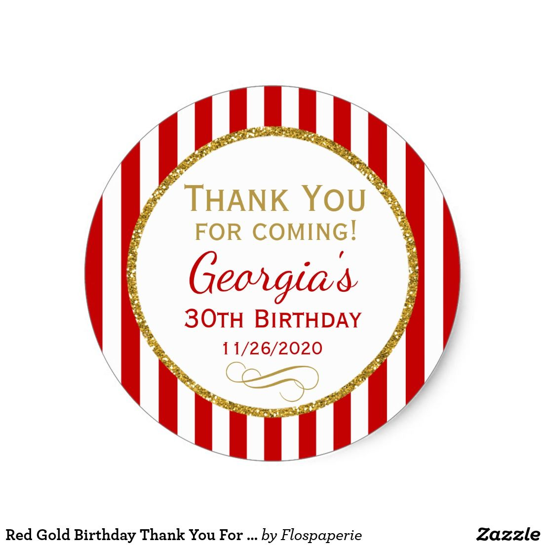 zazzle birthday stickers ; e77923963cfa3c2d957d692ed837c934