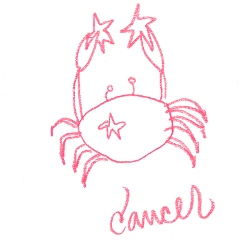 zodiac sign for july 6 birthday ; cander3